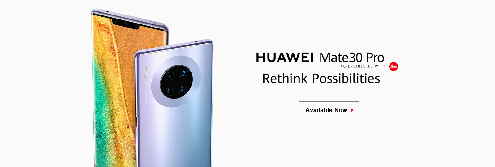 Huawei Mate 30 Pro - On Sale Now