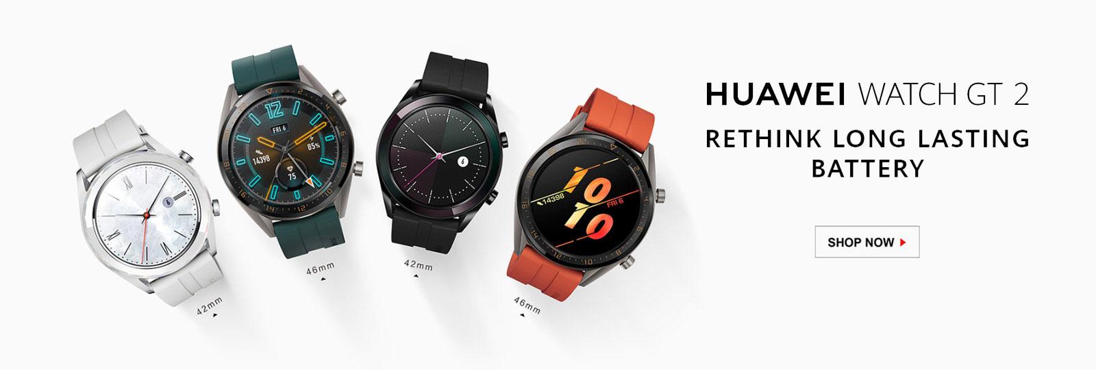 Huawei Watch GT 2 - Shop Now