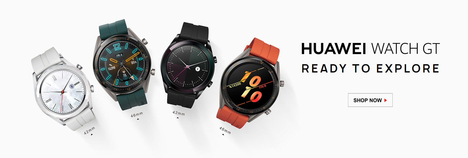 Huawei Watch GT - Available Now