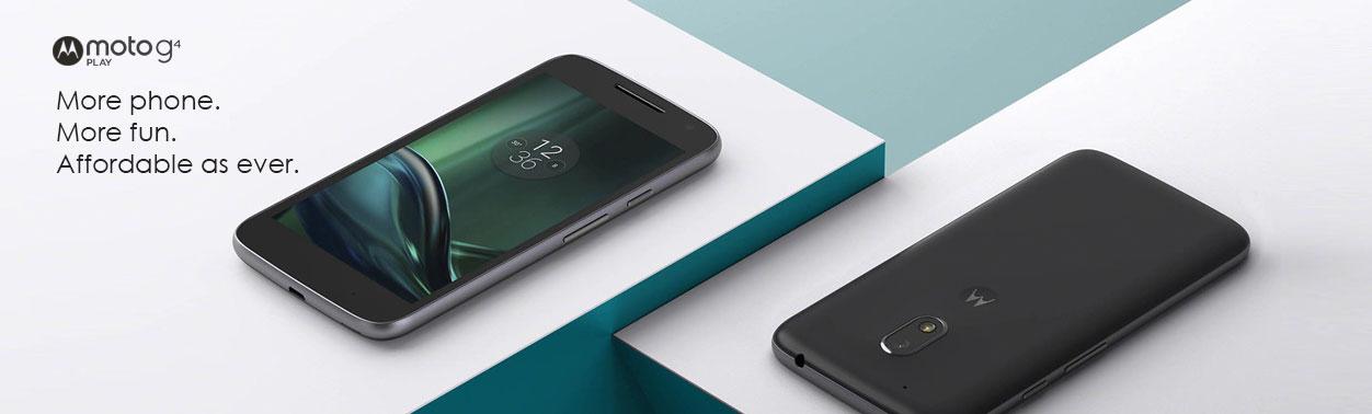 Moto G4 Plus & G4 Play