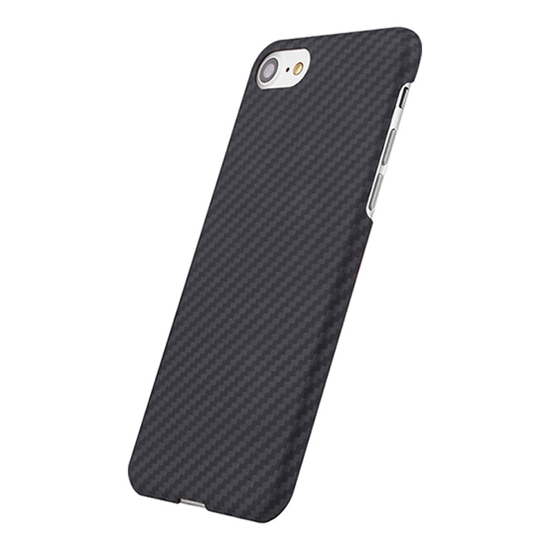 Image of 3SIXT Aramid Case for iPhone 8 / 7 - Black - 9318018122906