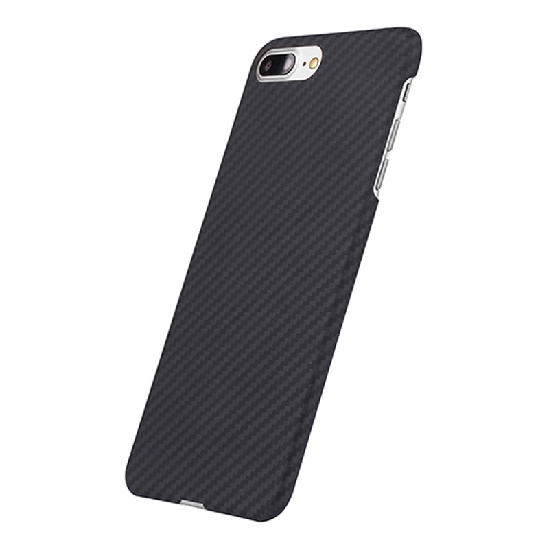 Image of 3SIXT Aramid Case for iPhone 8 Plus / 7 Plus - Black - 9318018123248