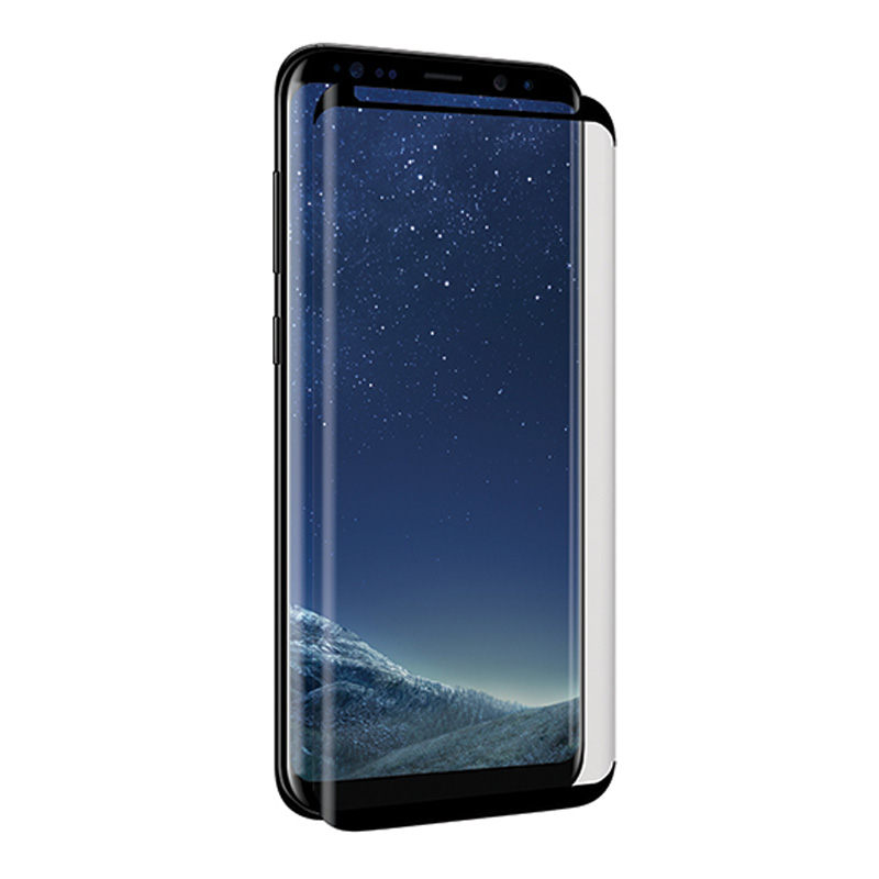 Image of 3SIXT Curved Glass Screen Protector For Samsung Galaxy S8+ Plus - 9318018125976