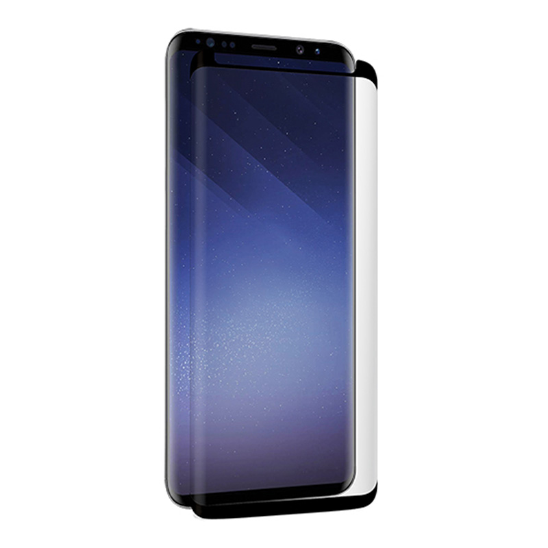 Image of 3SIXT Curved Edge to Edge Glass Screen Protector for Samsung Galaxy S9+ Plus - 9318018128137