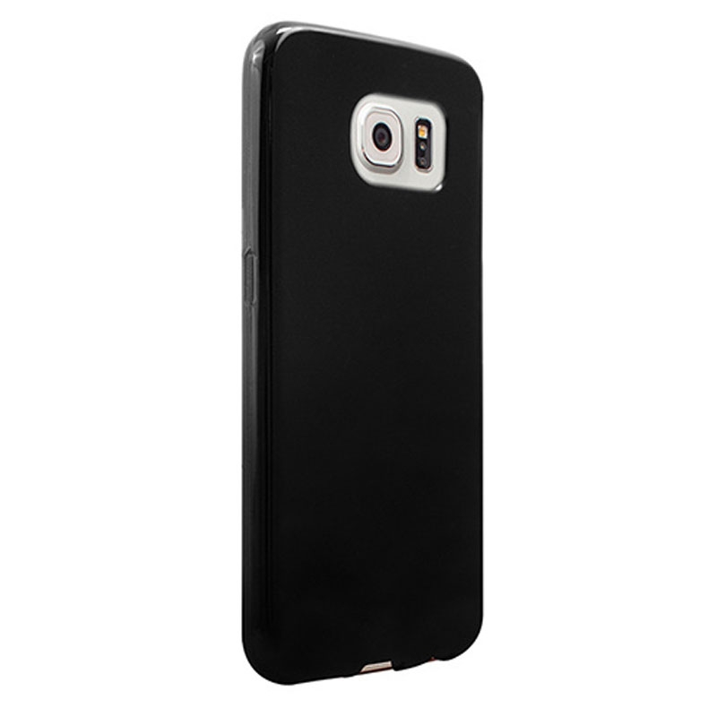 Image of 3SIXT Jelly Case for Samsung Galaxy S6 - Black - 9318018112815