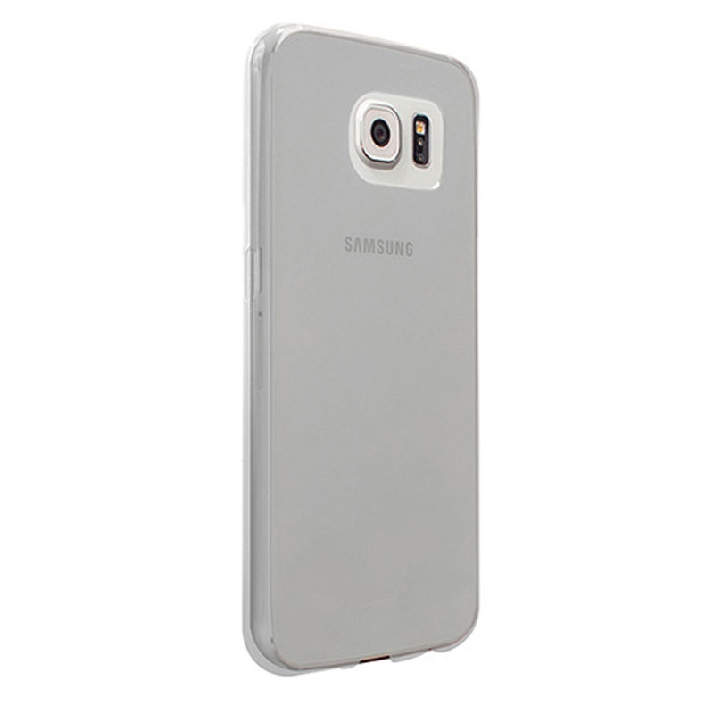 Image of 3SIXT Jelly Case for Samsung Galaxy S6 - Clear - 9318018112822