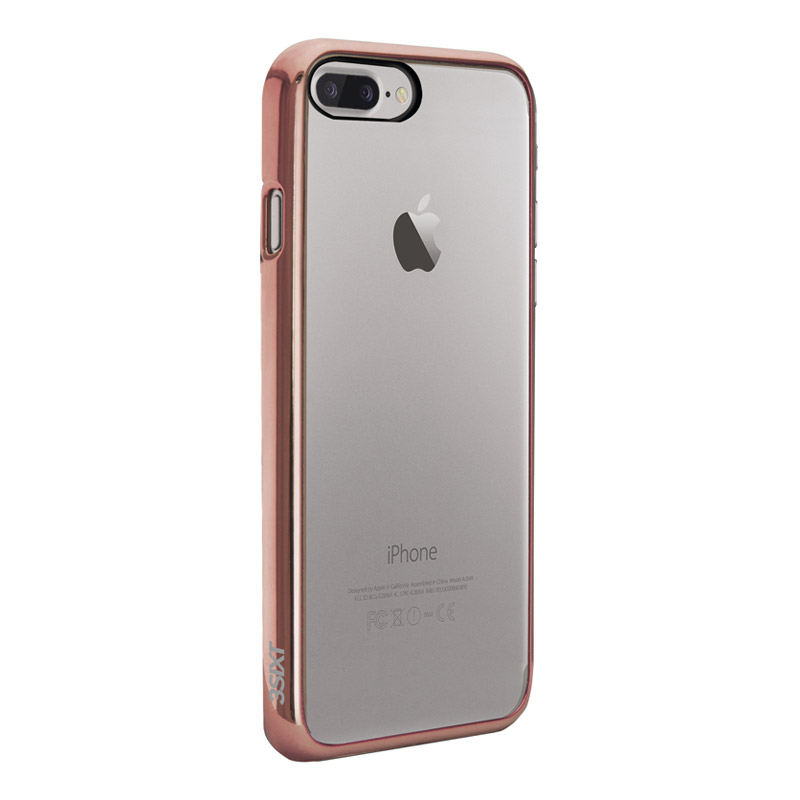 Image of 3SIXT PureFlex+ Plus Case for iPhone 8 Plus / 7 Plus - Rose Gold - 9318018123088