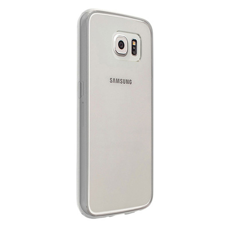 Image of 3SIXT PureFlex Case for Samsung Galaxy S6 - Clear - 9318018112792