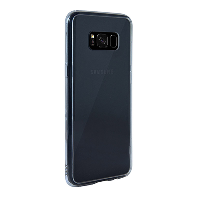 Image of 3SIXT PureFlex Case for Samsung Galaxy S8+ Plus - Clear - 9318018124795