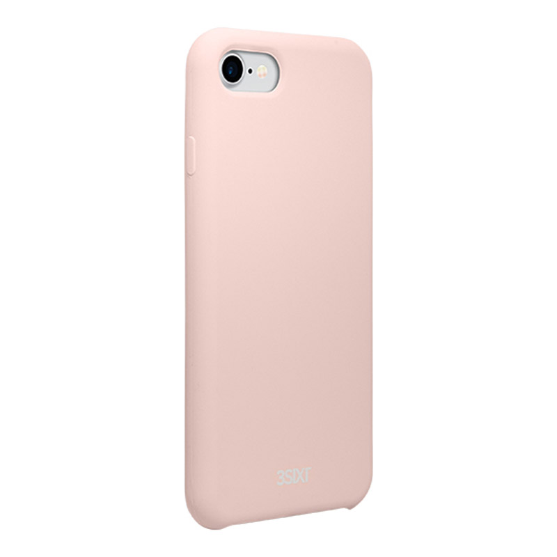 Image of 3SIXT Touch Case for iPhone 8 / 7 - Dusty Pink - 9318018126225