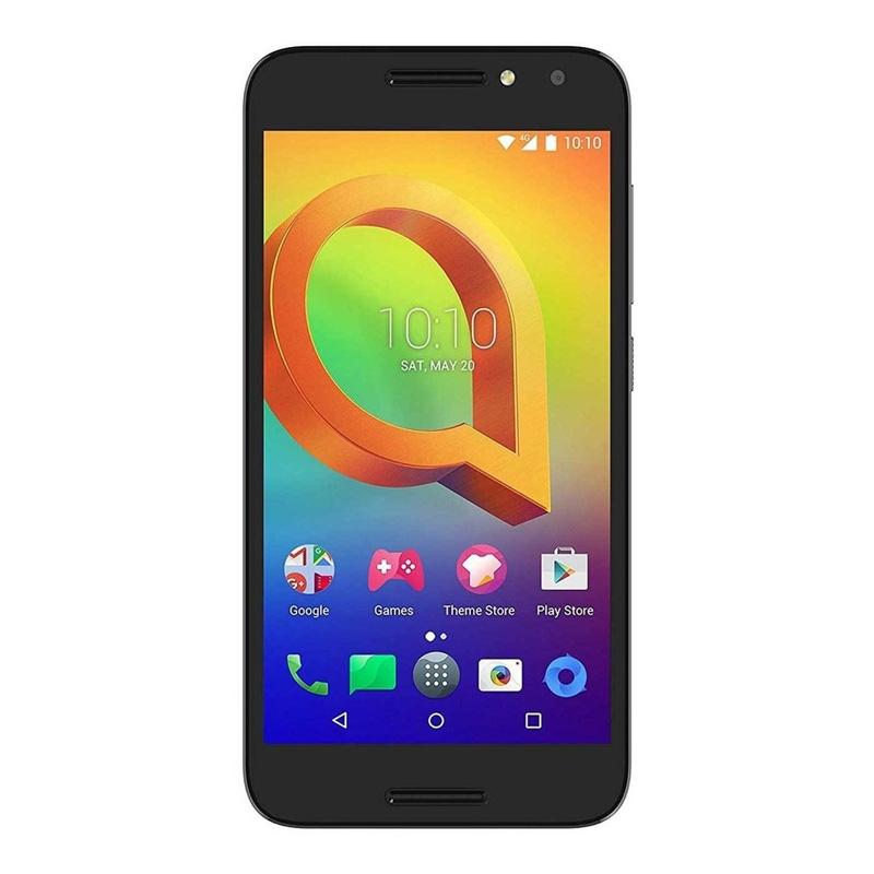 """Alcatel A3 (4G/LTE, 5"""", 16GB/2GB) - Prime Black"""