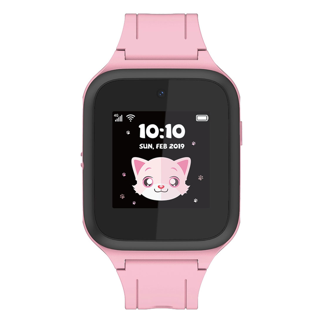 TCL/Alcatel MT40 Movetime Kids Family Watch (4G/LTE) - Pink