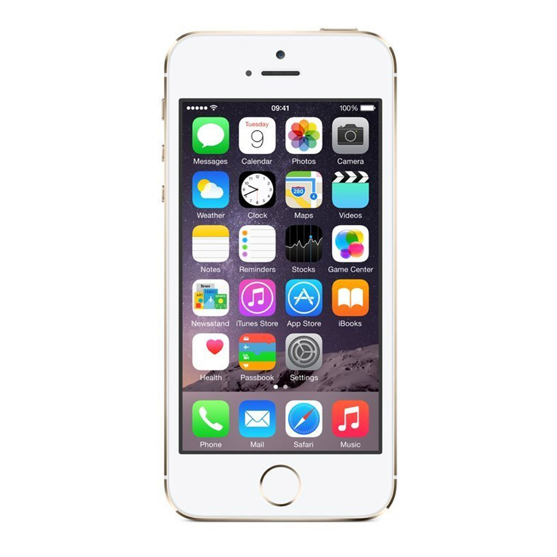[White Box - As New] Apple iPhone 5s 16GB - Gold