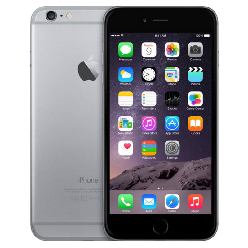 [Working Condition - Pre Owned] Apple iPhone 6 16GB - Space Grey