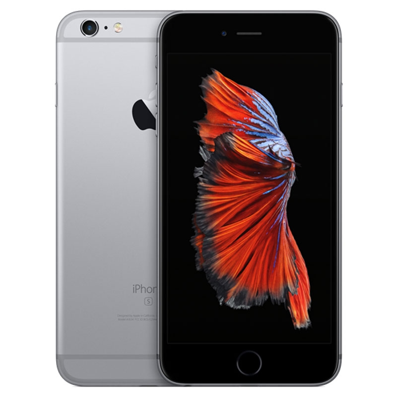 [Pre Owned] Apple iPhone 6s Plus 128GB - Space Grey