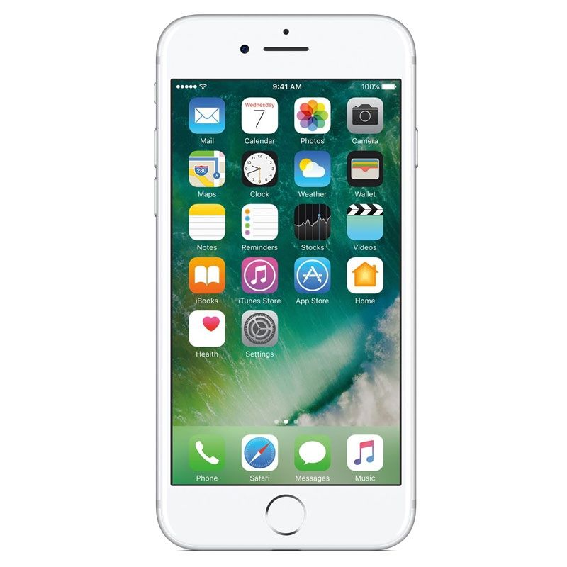 [Good Condition - Pre Owned] Apple iPhone 7 32GB - Silver