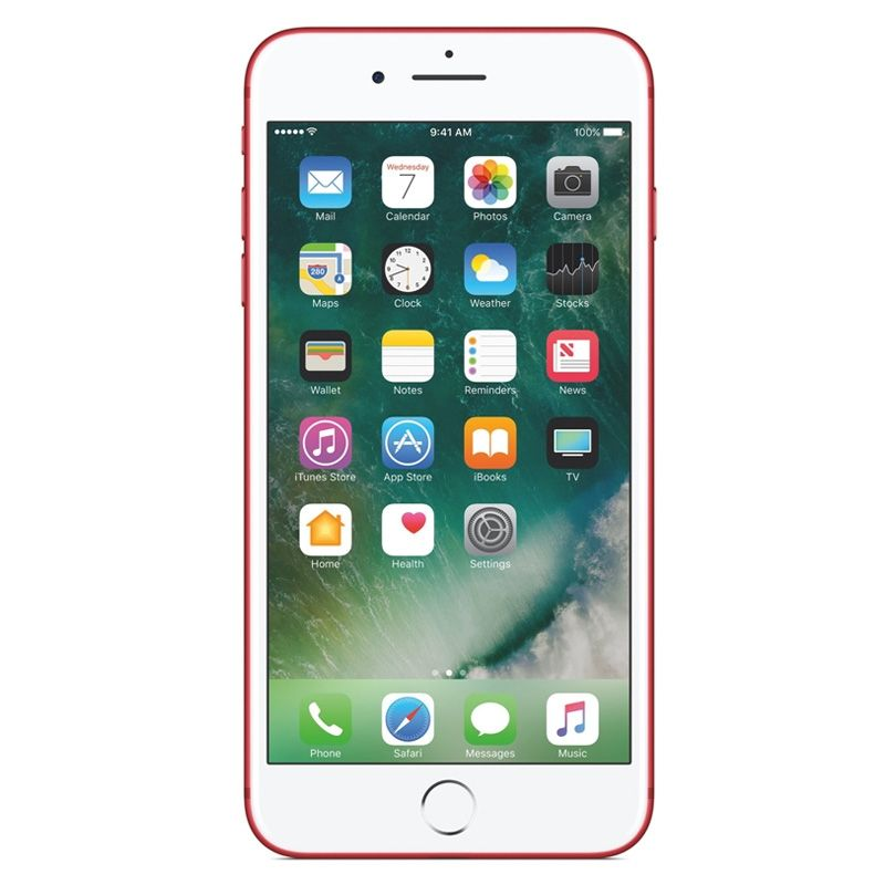 Apple iPhone 7 256GB - Red - Unlocked, 100% Australian Stock