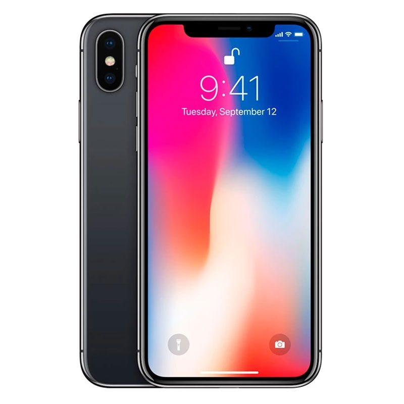 Apple iPhone X 64GB - Space Grey - Unlocked, 100% Australian Stock