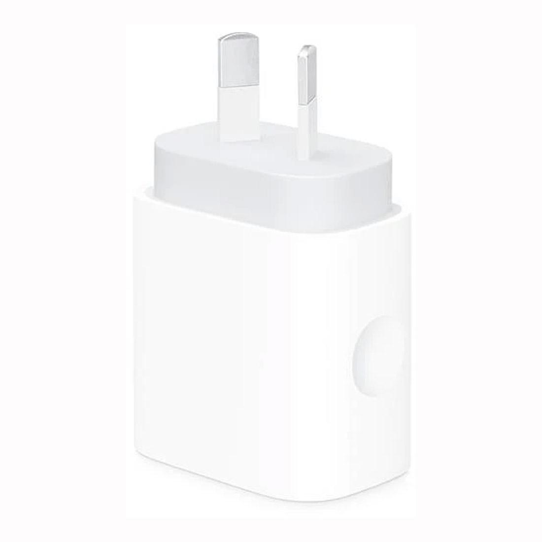 Apple 18W USB-C Power Adapter MU7X2X/A - White