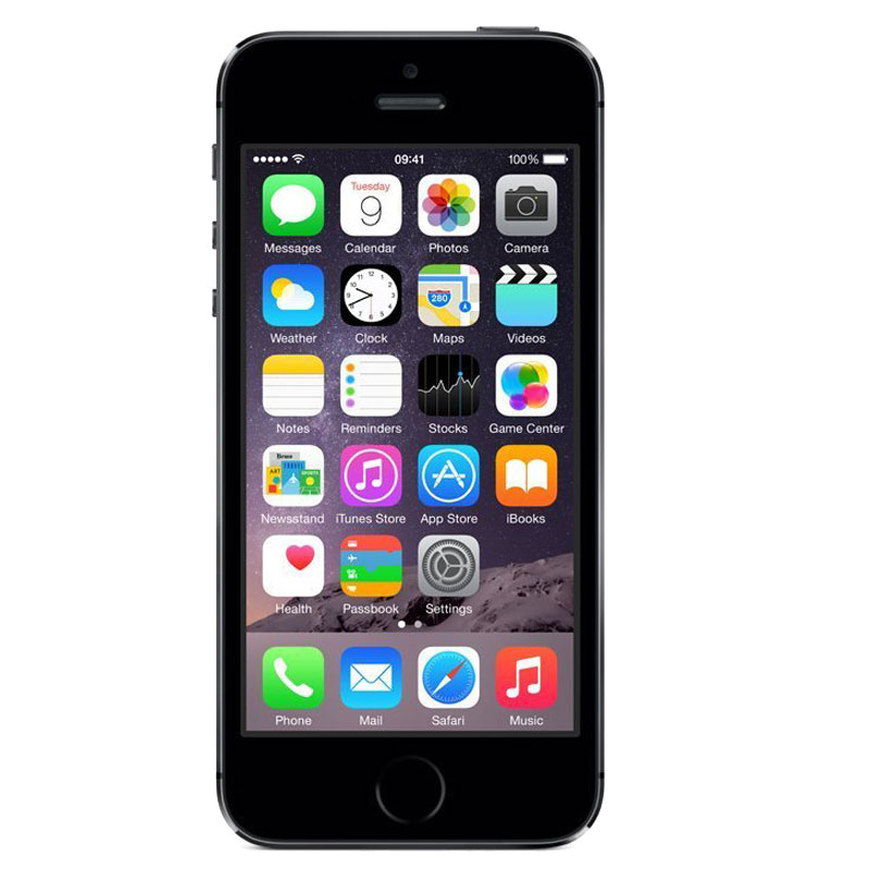 [Working Condition - Pre Owned] Apple iPhone 5s 16GB - Grey