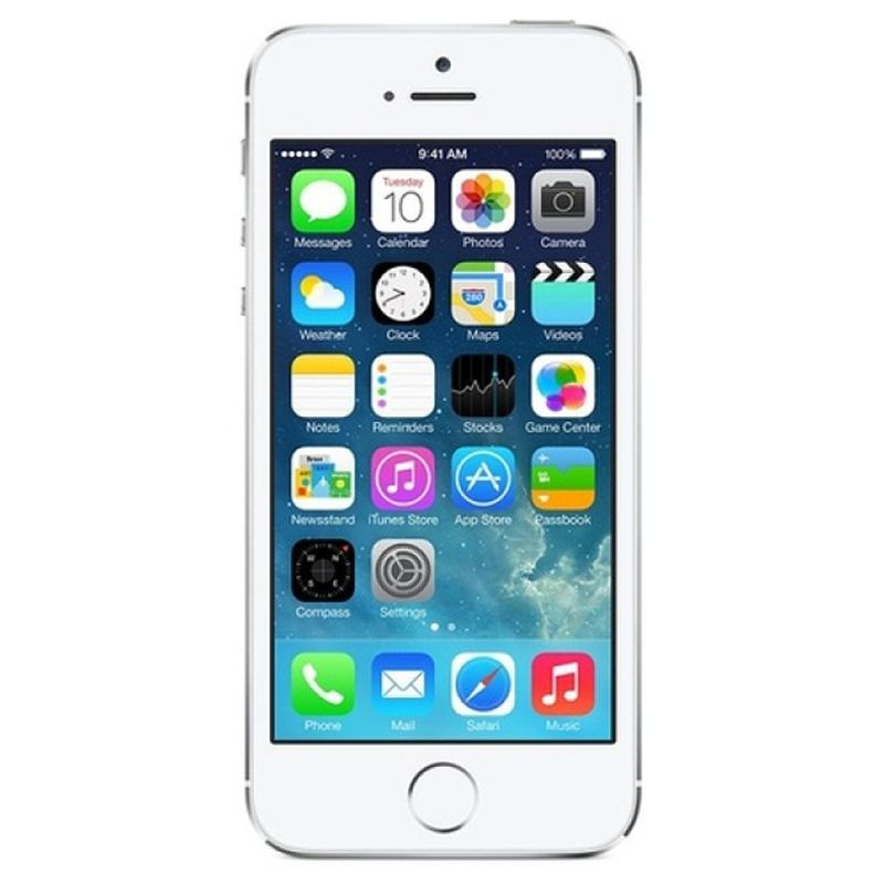 [White Box - As New] Apple iPhone 5s 16GB - Silver
