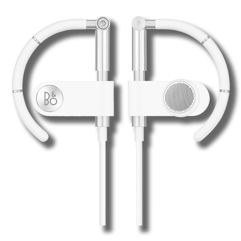 B&O PLAY Earset Wireless Earphones - White
