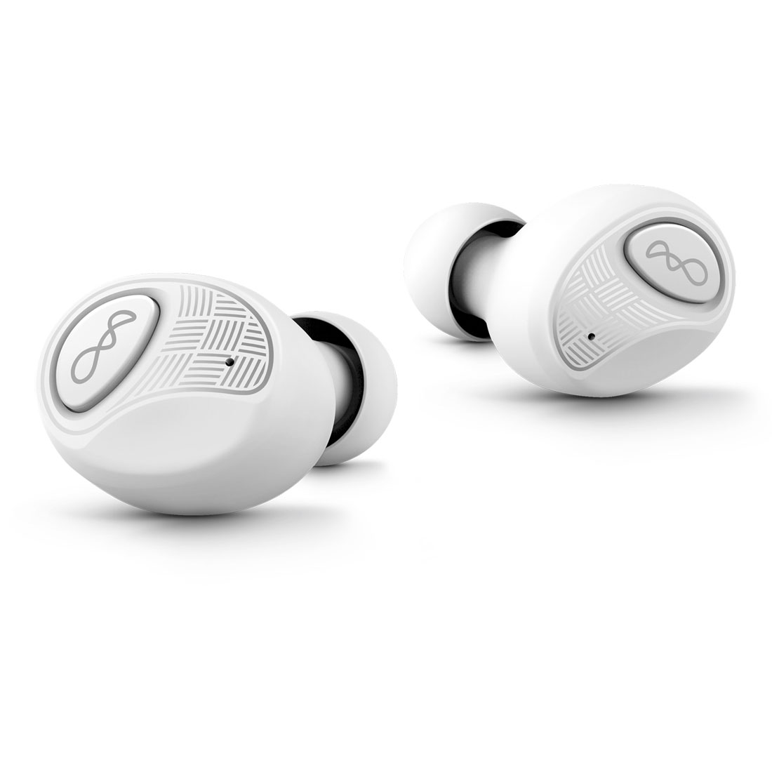 Blueant Pump Air 2 Wireless Sports Ear Buds - White