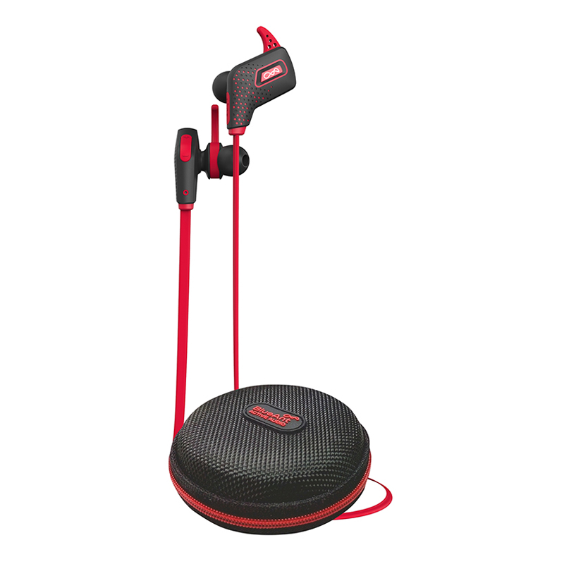 BlueAnt Pump Lite2 - Sports Headphones - Red