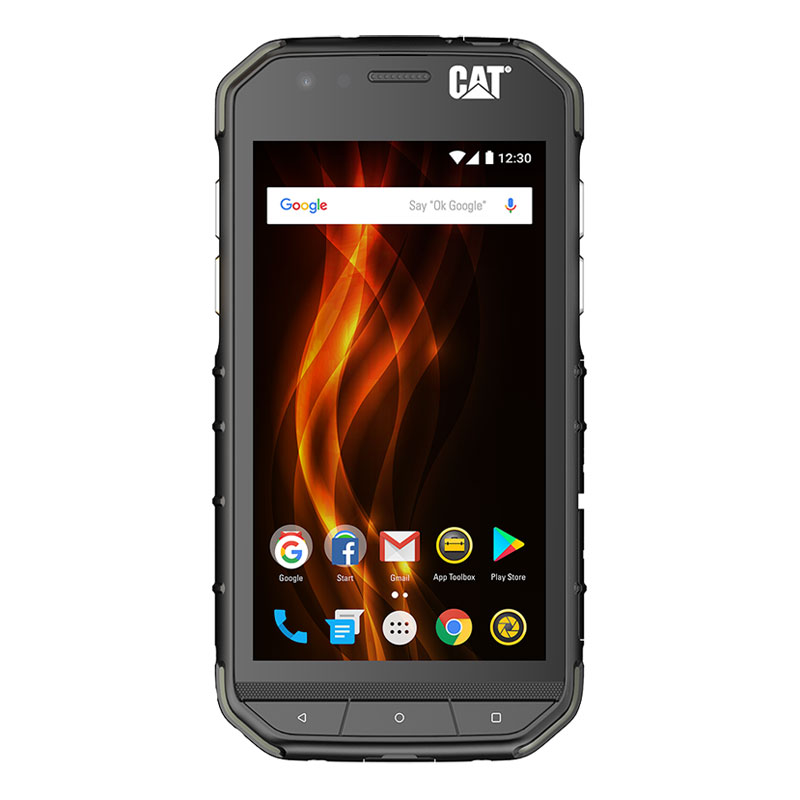 CAT S31 (4G/LTE, 4000mAh, IP68) - Black