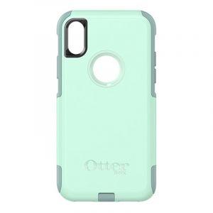 Otterbox Commuter Case Suits iPhone X - Ocean Way Blue 660543431220