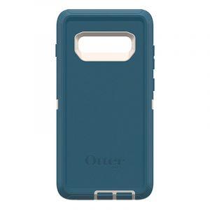 Otterbox Defender Case for Samsung Galaxy S10+ Plus - Big Sur Blue - Back