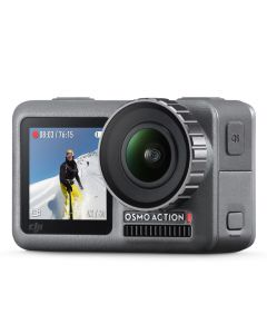 DJI Osmo Action 4K Action Camera Grey FRONT