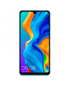 Huawei P30 Lite (Dual SIM, Bonus FreeBuds) - Peacock Blue Front