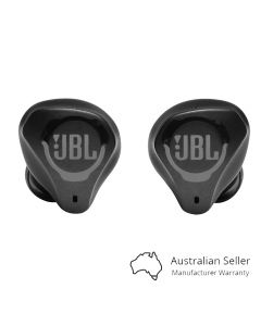 JBL Club Pro+ TWS Noise-Cancelling True Wireless In-Ear ANC Headphones - Black-front -main