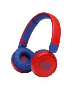 JBL JR310BT Kids Wireless On-Ear Headphones - Red / Blue-main