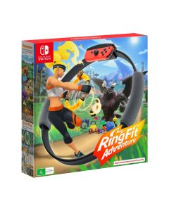 Nintendo Switch Ring Fit Adventure-package