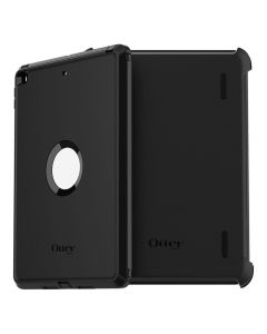 """Otterbox Defender Case for iPad 10.2"""" 7th Gen (2019) - Black front"""