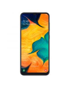 [Open Box As new] Samsung Galaxy A30 (32GB/3GB, VF) - Black front