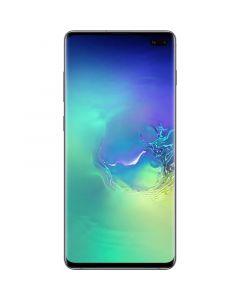 Shop Demo As New Samsung Galaxy S10+ Plus 128GB/8GB VF Prism Green front