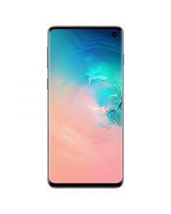 [Shop Demo As New] Samsung Galaxy S10 (128GB/8GB, VF) - Prism White front