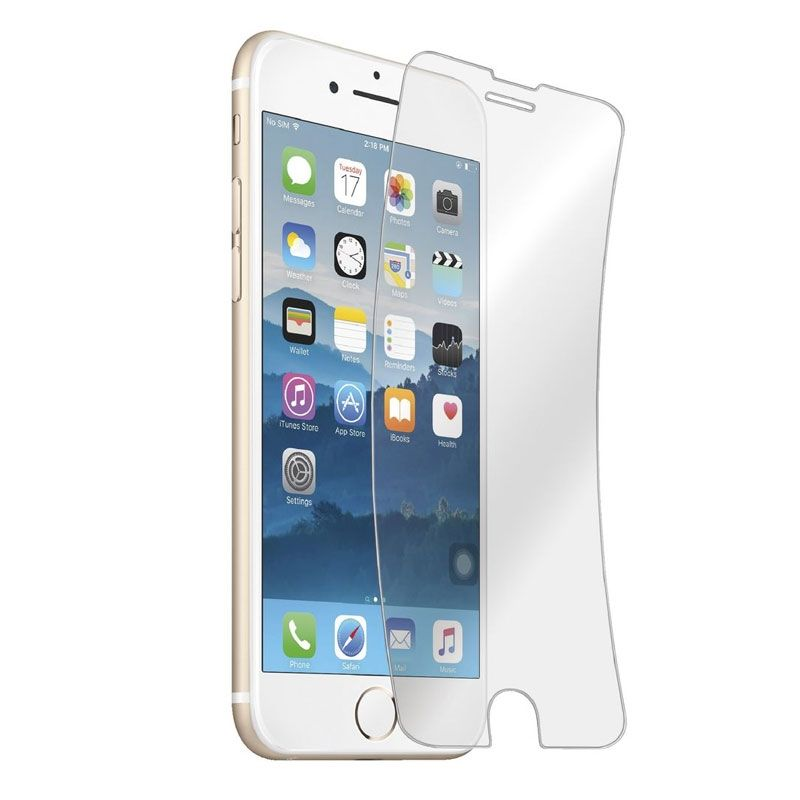 EFM Flexi Glass Screen Armour for Apple iPhone 7 Plus