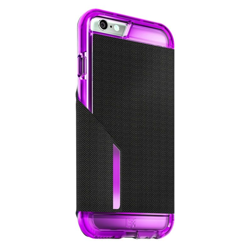 EFM Monaco Wallet Case for Apple iPhone 6s Plus / 6 Plus - Violet - , 100% Australian Stock