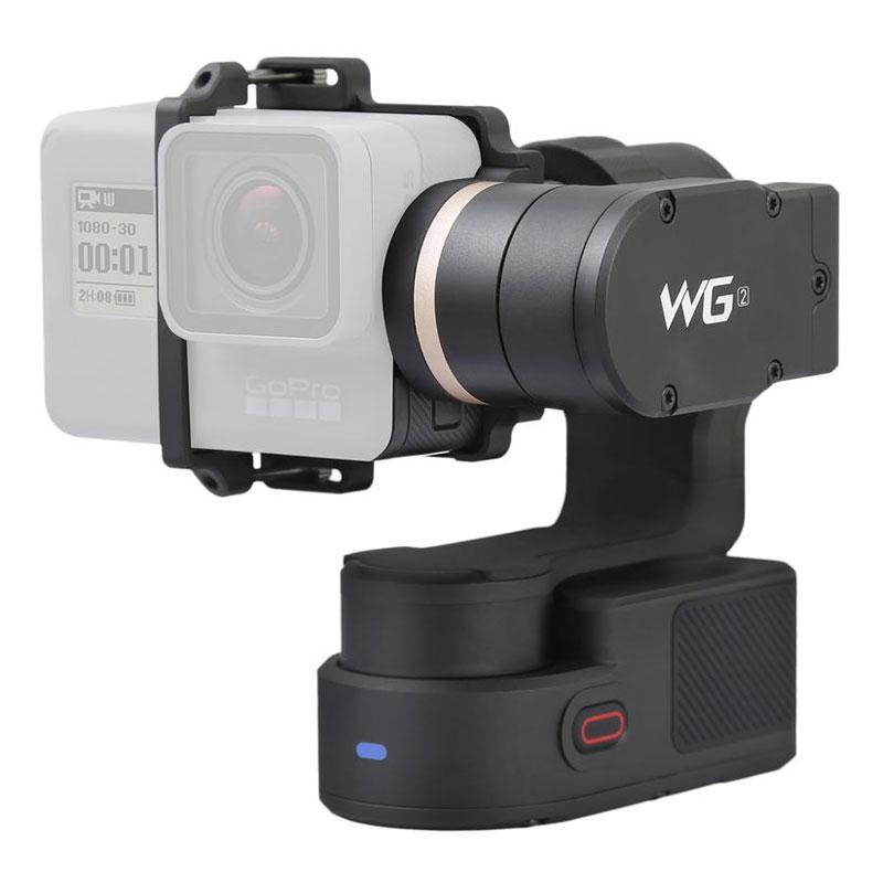 Feiyu WG2 Wearable Waterproof Gimbal Stabilizer for GoPro Hero 6/5/4/Session - , 100% Australian Stock