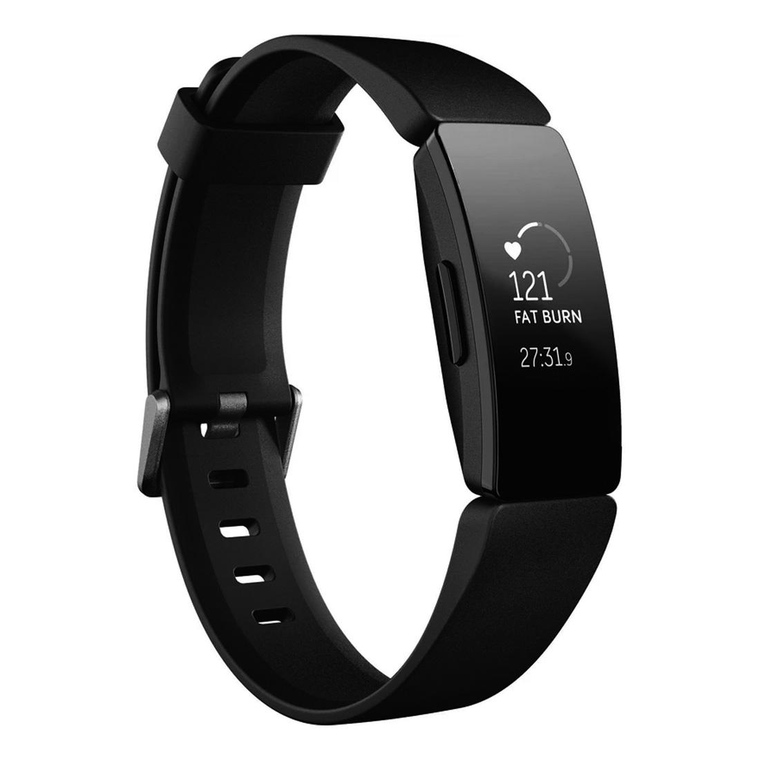 Fitbit Inspire HR Heart Rate + Fitness Tracker - Black
