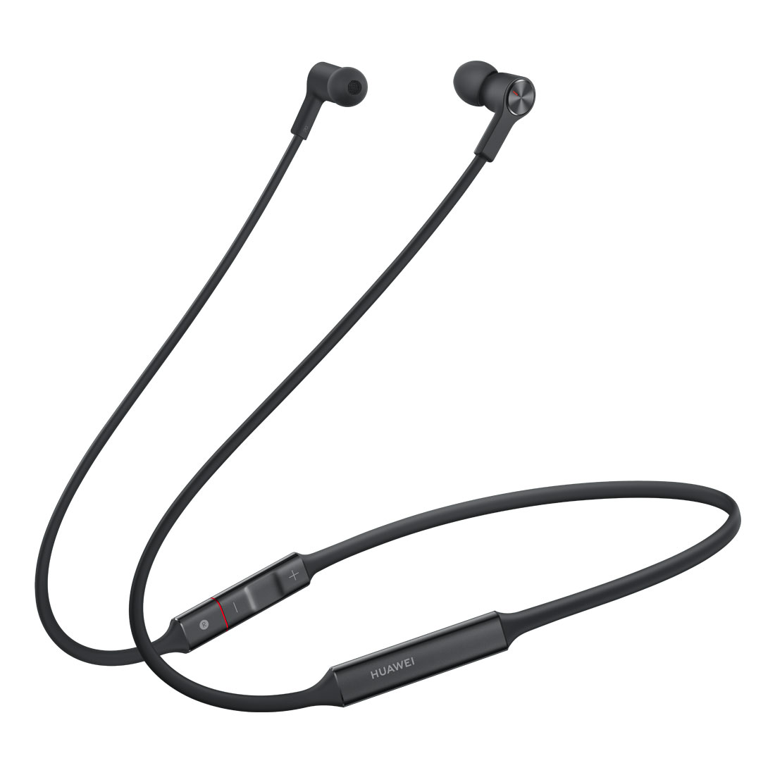 Huawei FreeLace Waterproof Wireless In-Ear Headphone - Graphite Black