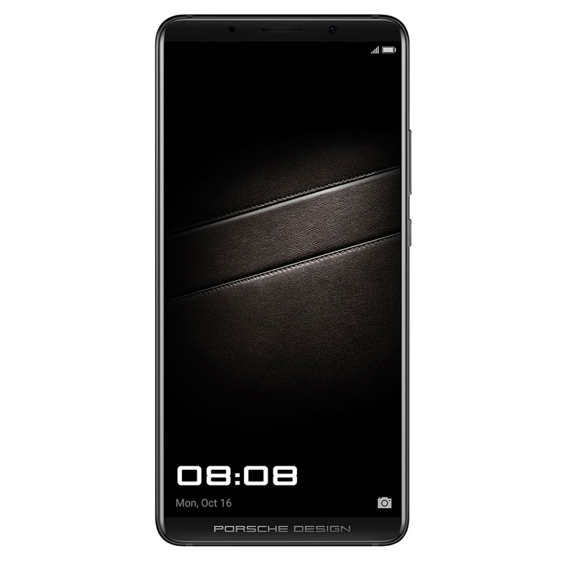 Huawei Mate 10 Porsche Design (Dual Sim 4G/4G, 256GB/6GB) - Black