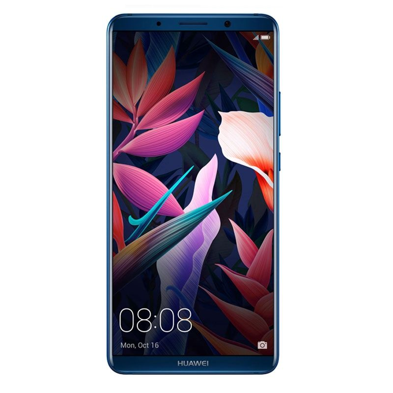 Huawei Mate 10 Pro - (Dual Sim 4G, 128GB/6GB) - Midnight Blue - Unlocked, 100% Australian Stock