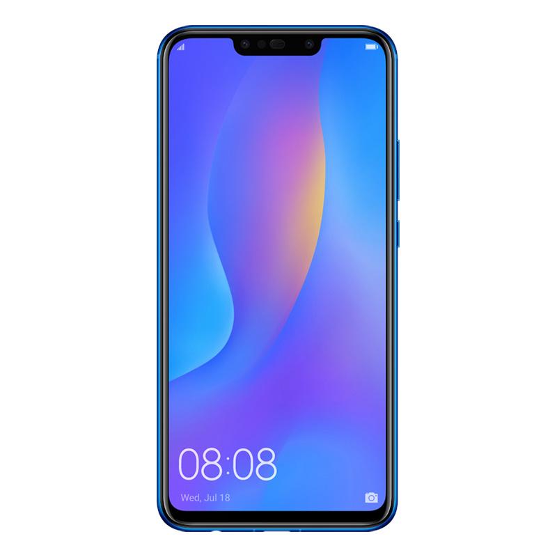 Huawei nova 3i (Single Sim, 128GB/4GB, Opt) - Iris Purple