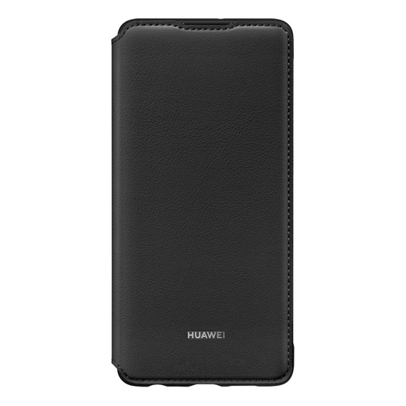 Huawei P30 Wallet Case - Black