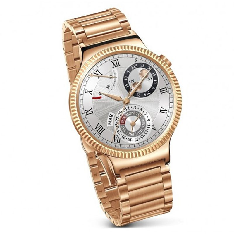 Huawei W1 Watch Stainless Steel Link - Gold Plated - , 100% Australian Stock